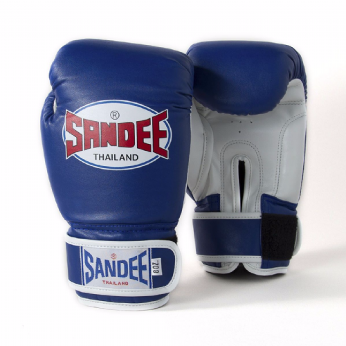 Sandee Kids Authentic Boxing Gloves - Blue